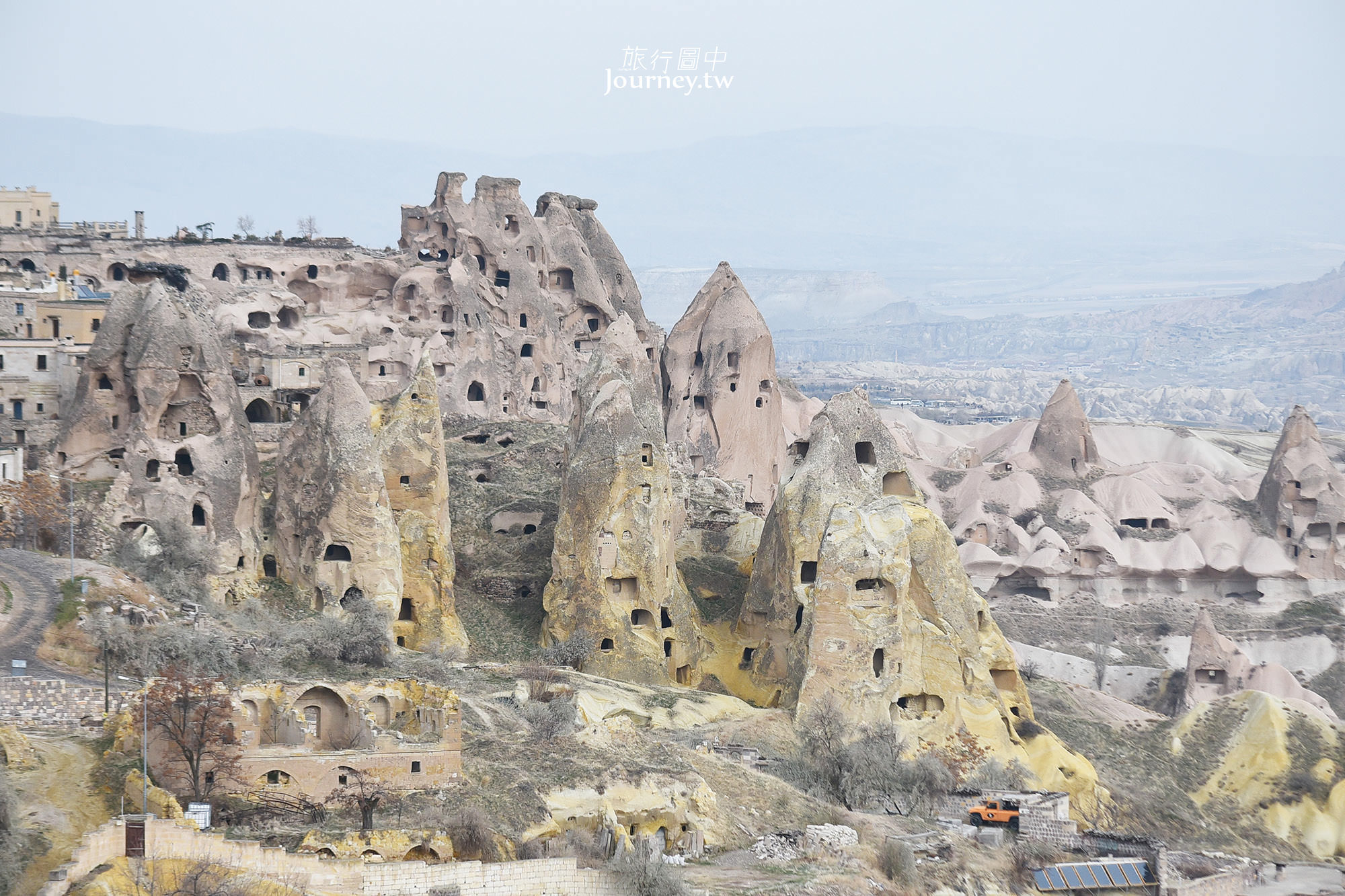 土耳其,卡帕多奇亞,世界奇觀,卡帕多奇亞,kapadokya