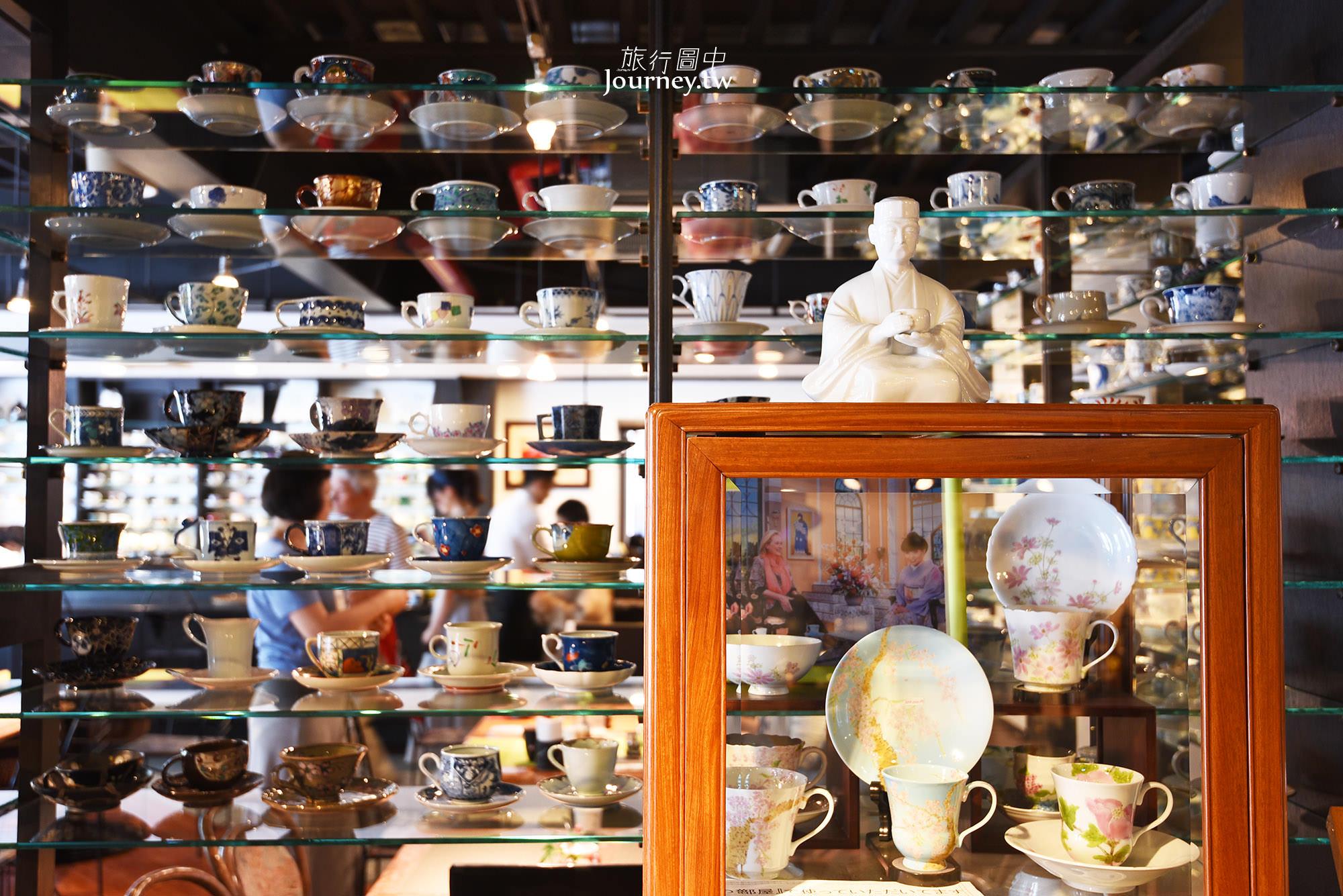 日本,佐賀,有田,有田燒咖啡廳,Gallery Arita