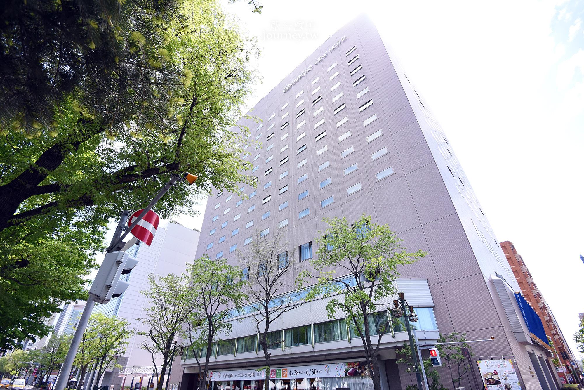 北海道,札幌,住宿,大通公園,札幌景觀飯店,Sapporo View Hotel Oodori Kouen