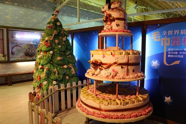 [景點] 雲林虎尾 興隆毛巾觀光工廠 毛巾蛋糕伴手禮 近40年老工廠之興盛故事