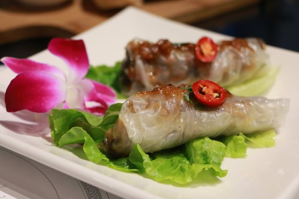台南赤崁樓美食推薦 赤崁璽樓 豐富各種創意素食 愛吃肉也會愛上素食料理 台南素食餐廳 近赤崁樓