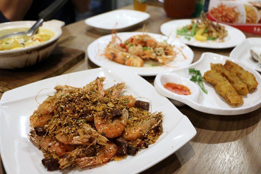 [美食] 台北中山國小站 易鼎活蝦吉林店 活蝦料理這邊找 各種絕妙滋味聚餐好地方
