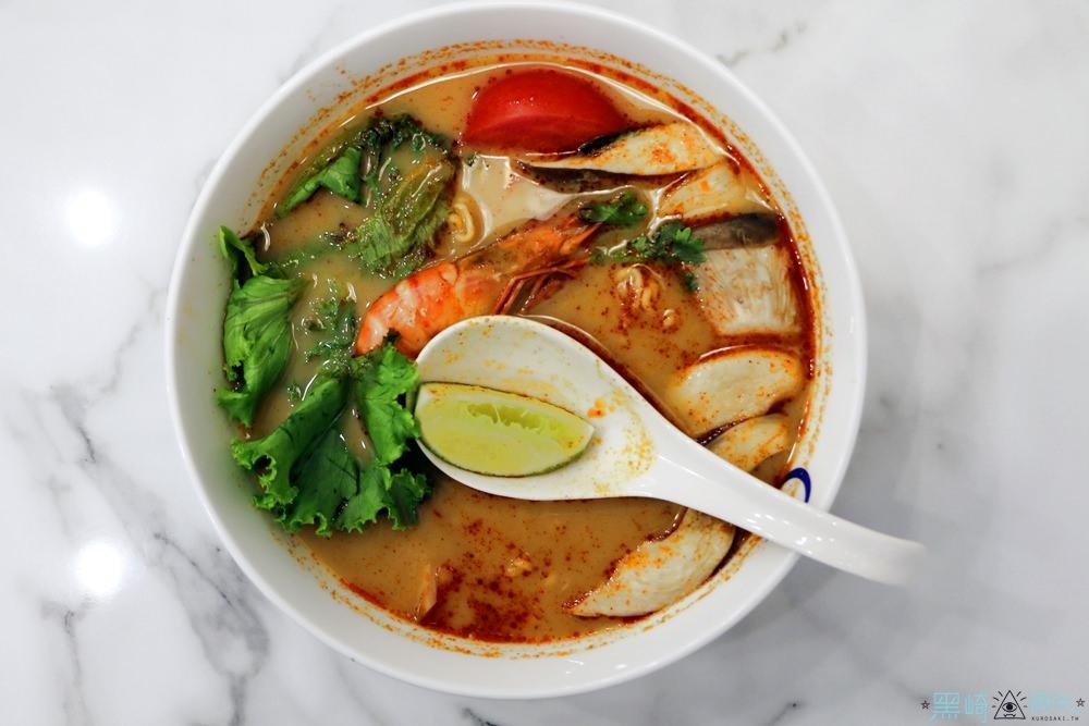 台中勤美草悟道 Mamak檔星馬料理台中店 海南雞飯東泱米粉南洋風味在這