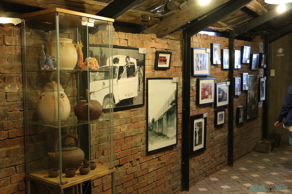 鶯歌老街 許新旺陶瓷紀念博物館 十萬台幣只換一本密技