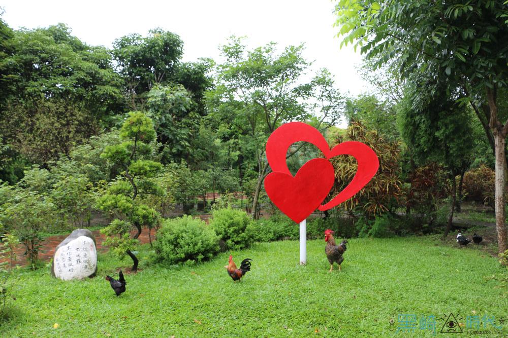 彰化景點 花樹銀行 各種花卉享受人生的種樹理念 適合親子前來免費入園