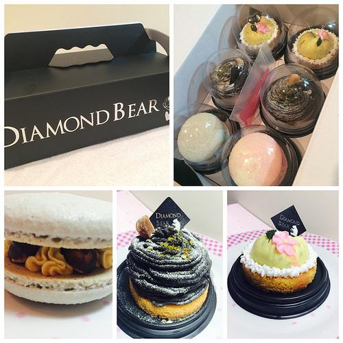 [美食] 團購美食 鑽石熊烘焙 Diamond Bear 馬卡龍 團購點心 送禮推薦