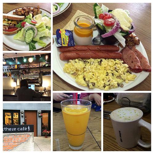 永吉路30巷美食 上樓看看arthere cafe  信義商圈 不能不去的好咖啡廳 工作聊天看電視享受美食一概都有!永吉路30巷