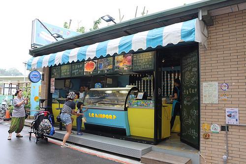台北公館站 I.C.Airport冰淇淋機場 純手工冰淇淋