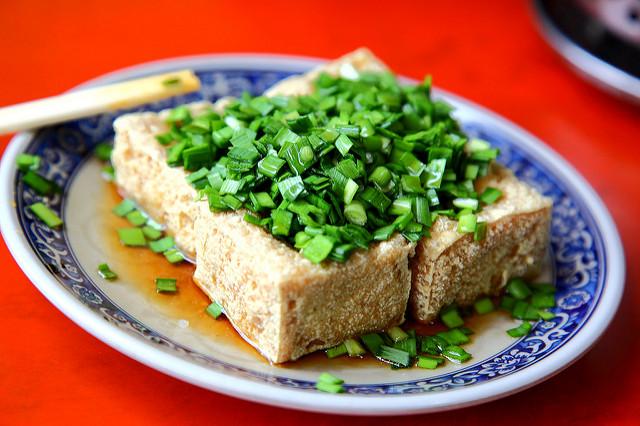 [花蓮鳳林]韭菜不臭臭!? 鳳林韭菜臭豆腐