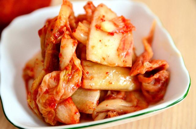 [新北新店]道地的韓國味~阿美韓國泡菜