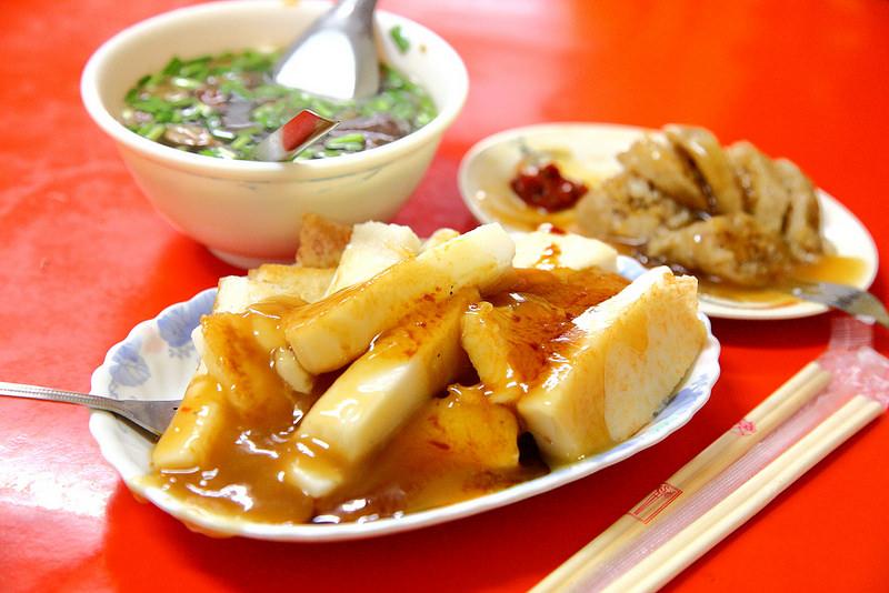[台東市] 充滿濃濃古早味,用心親切堅持純手做!在地人都愛這一味~阿榮蘿蔔糕