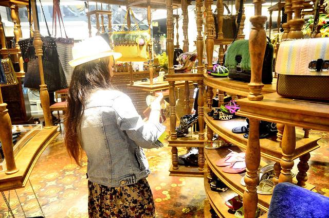 [曼谷]小資女孩的Windows shopping ~Siam center&paragon