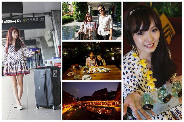 [峇里島]Hello ~ ! Bali we come!愛戀峇里島首部曲~Talaga Spa湖SPA&Bale Udang水上餐廳