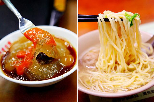 [彰化市]那一年我們吃的阿璋肉圓&百年歷史貓鼠麵