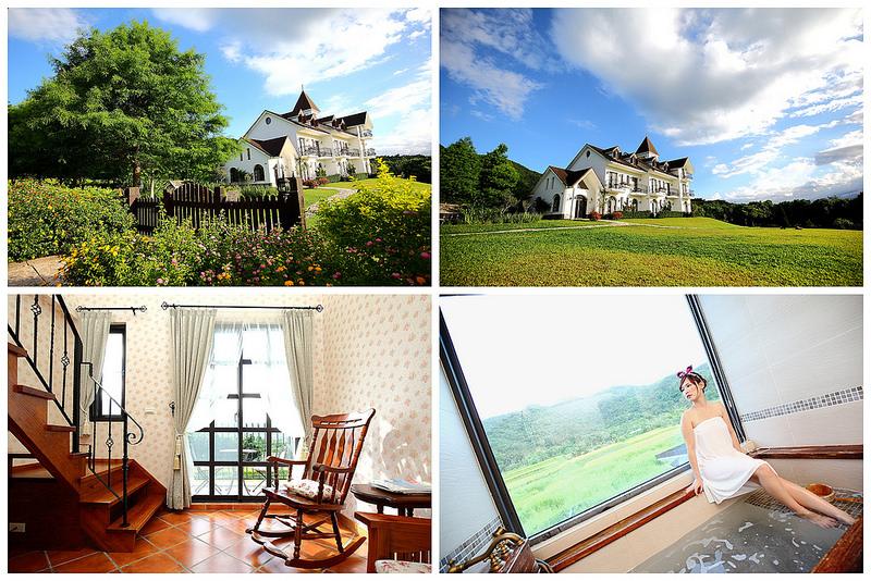 座落於花東縱谷中的美麗城堡!windows桌布般的壯闊美景,花蓮壽豐絕美秘境!薩爾茲堡莊園