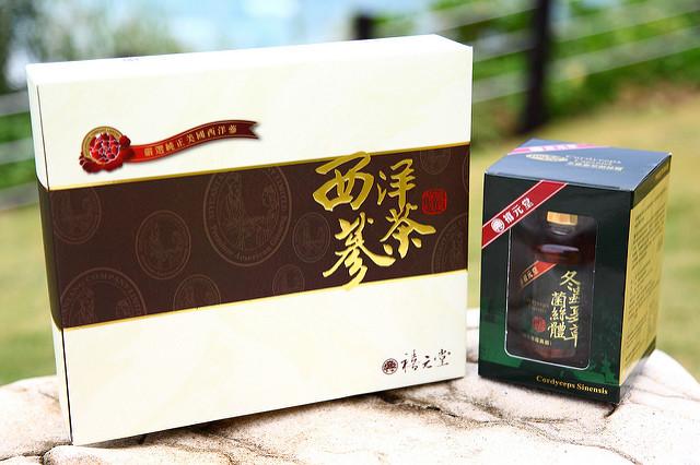 [宅配團購]累了嗎?!來杯蔘茶補元氣~禧元堂西洋人蔘茶