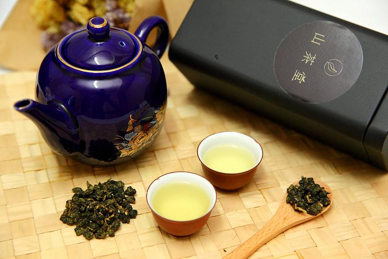 [宅配團購]聞茶香,品好茶!頂級阿里山烏龍茶~山茶堂阿里山烏龍茶