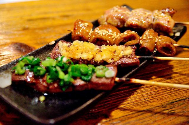 [台北大安]特選食材,平價串燒~酒寨風味燒烤