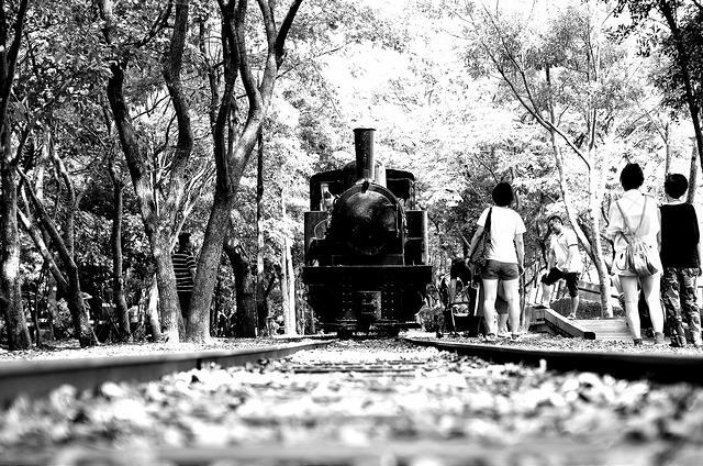 [宜蘭羅東]人妻團之宜蘭輕旅行~! 羅東林業文化園區~蹓小孩的好所在!