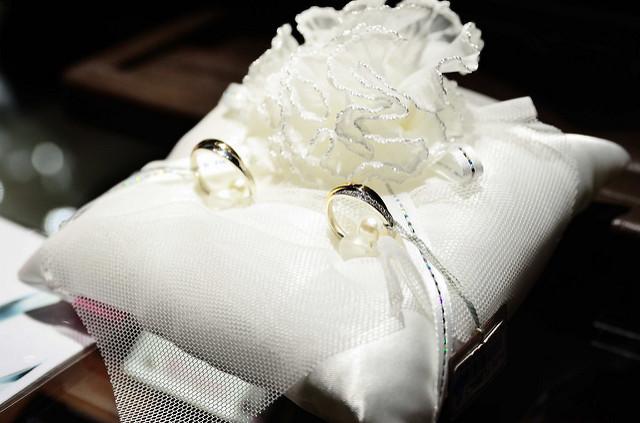 """[""""婚""""頭轉向大小事]圈住一生的幸福~I-PRIMO~!(婚戒篇)"""