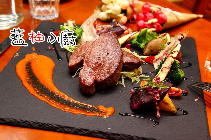 [新北永和]法國藍帶主廚堅持使用台灣在地食材,產銷履歷安心看的到,全新驚豔菜色登場!藍柚小廚
