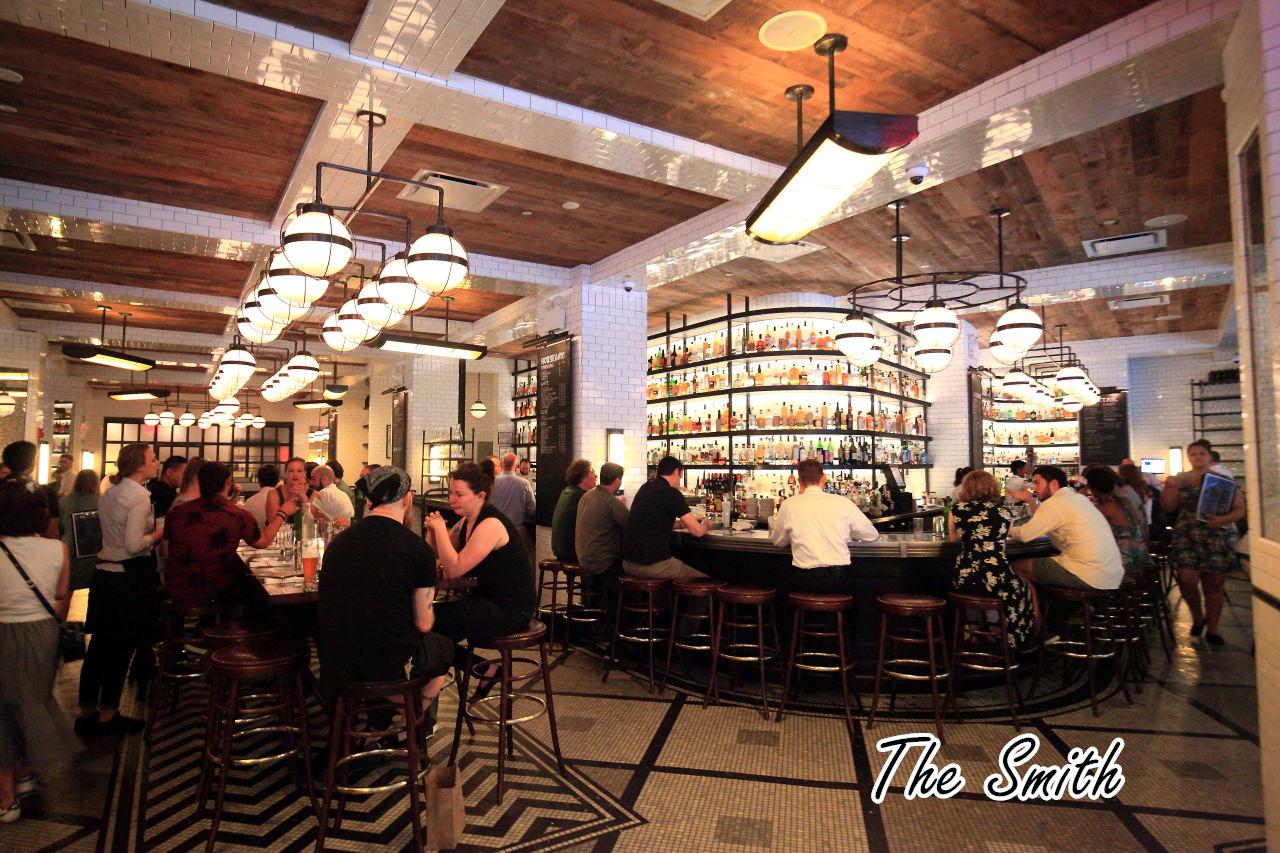 [美國紐約]人氣大爆棚!紐約客都來這邊吃,體驗紐約夜生活,來這裡就對了!NOMAD The Smith