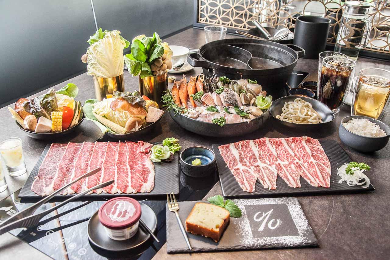 [桃園市]桃園濕式熟成肉頂級火鍋,體驗吃好肉的感動~Percent Shabu熟成肉專賣