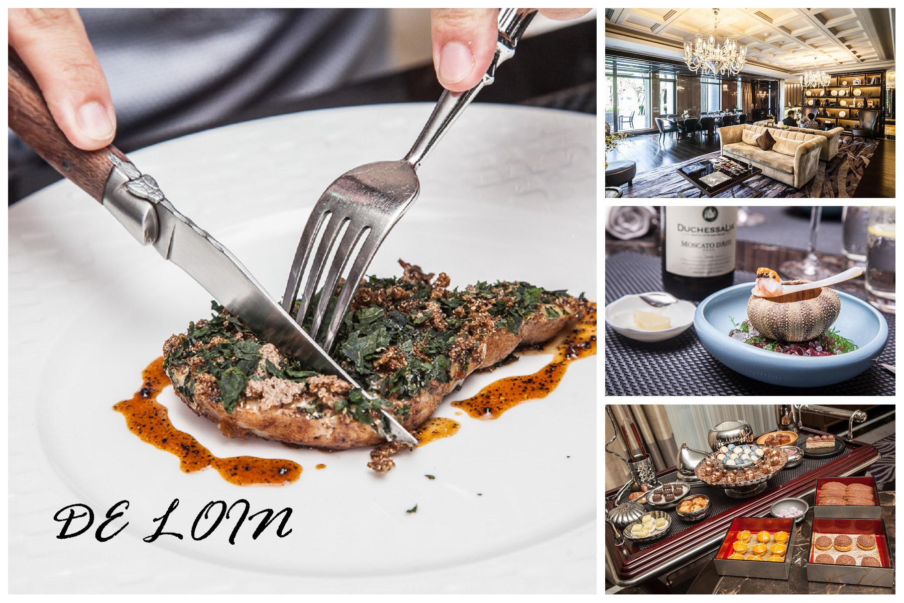 受保護的文章:[台北內湖]2018年台北餐廳週,米其林餐廳參戰!最貼心的服務,最驚豔的法式料理!DE LOIN德朗餐廳