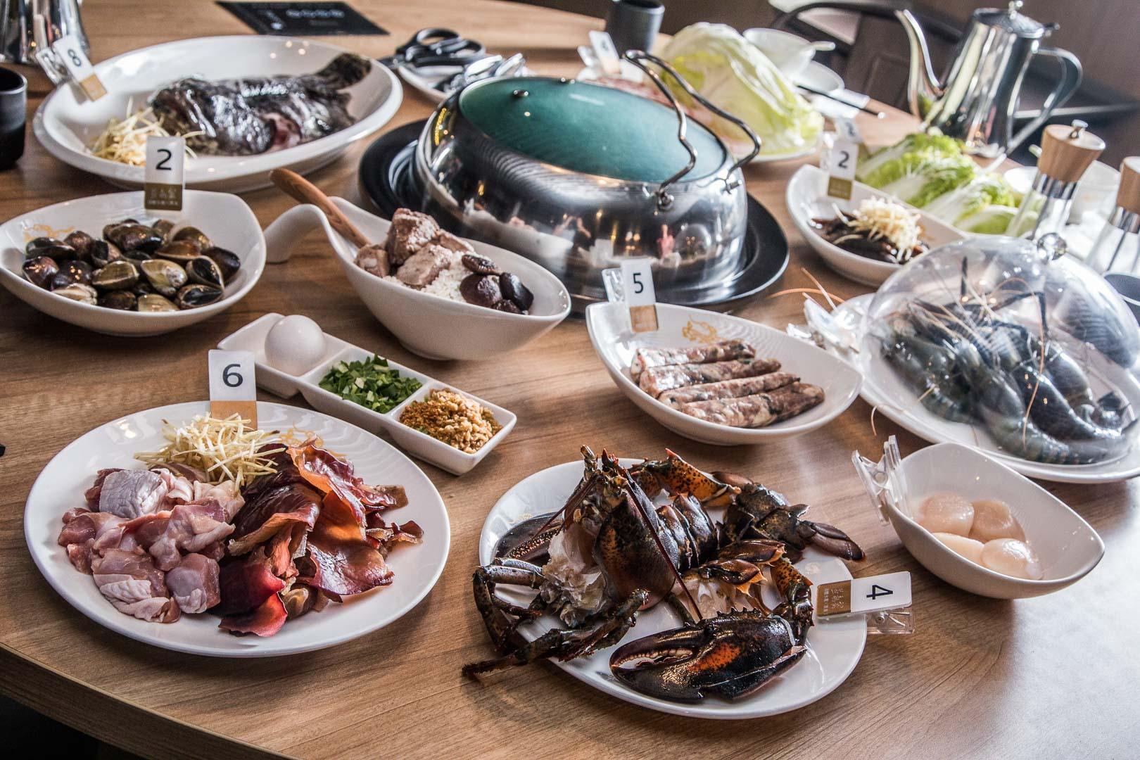 [台北松山]台北海鮮餐廳推薦,生猛海鮮霸氣上桌!高溫蒸氣完封 ...
