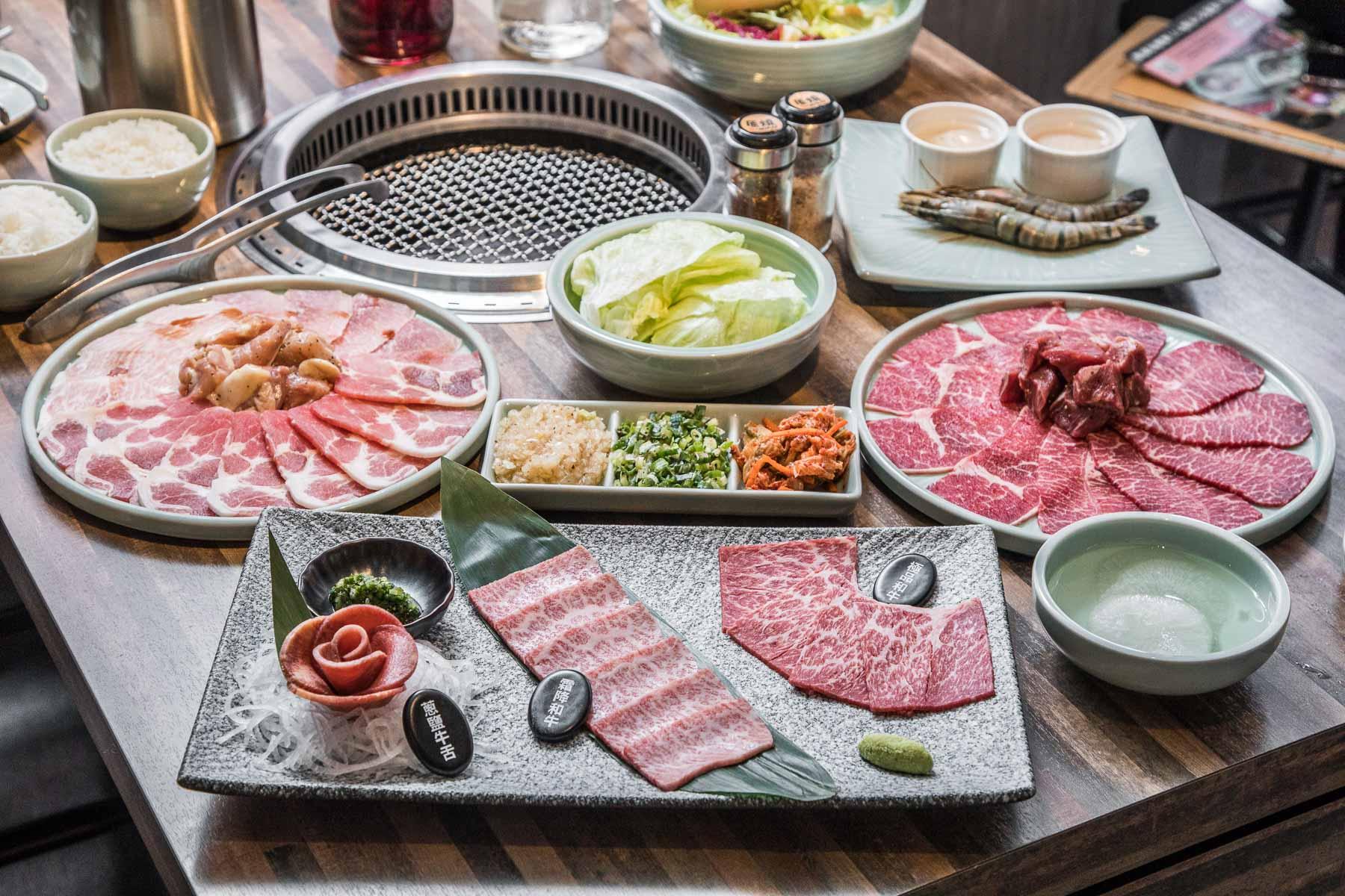 [新北三重]三重燒肉推薦,超高CP值頂級澳洲和牛套餐上市!原燒O-NiKU三重龍門店