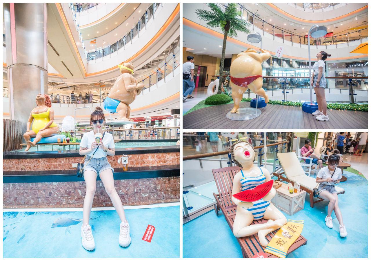 大江購物中心盛夏送鈔大!暑假走跳好去處,大江購物中心豪看,豪逛、豪買、超豪拍!