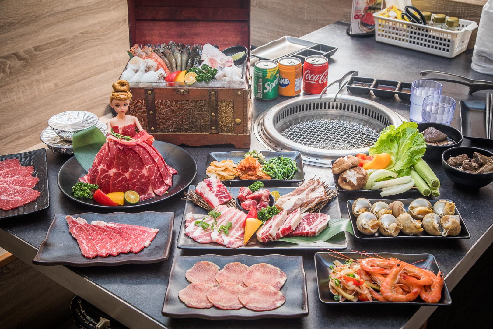 超夯の燒肉 中華店