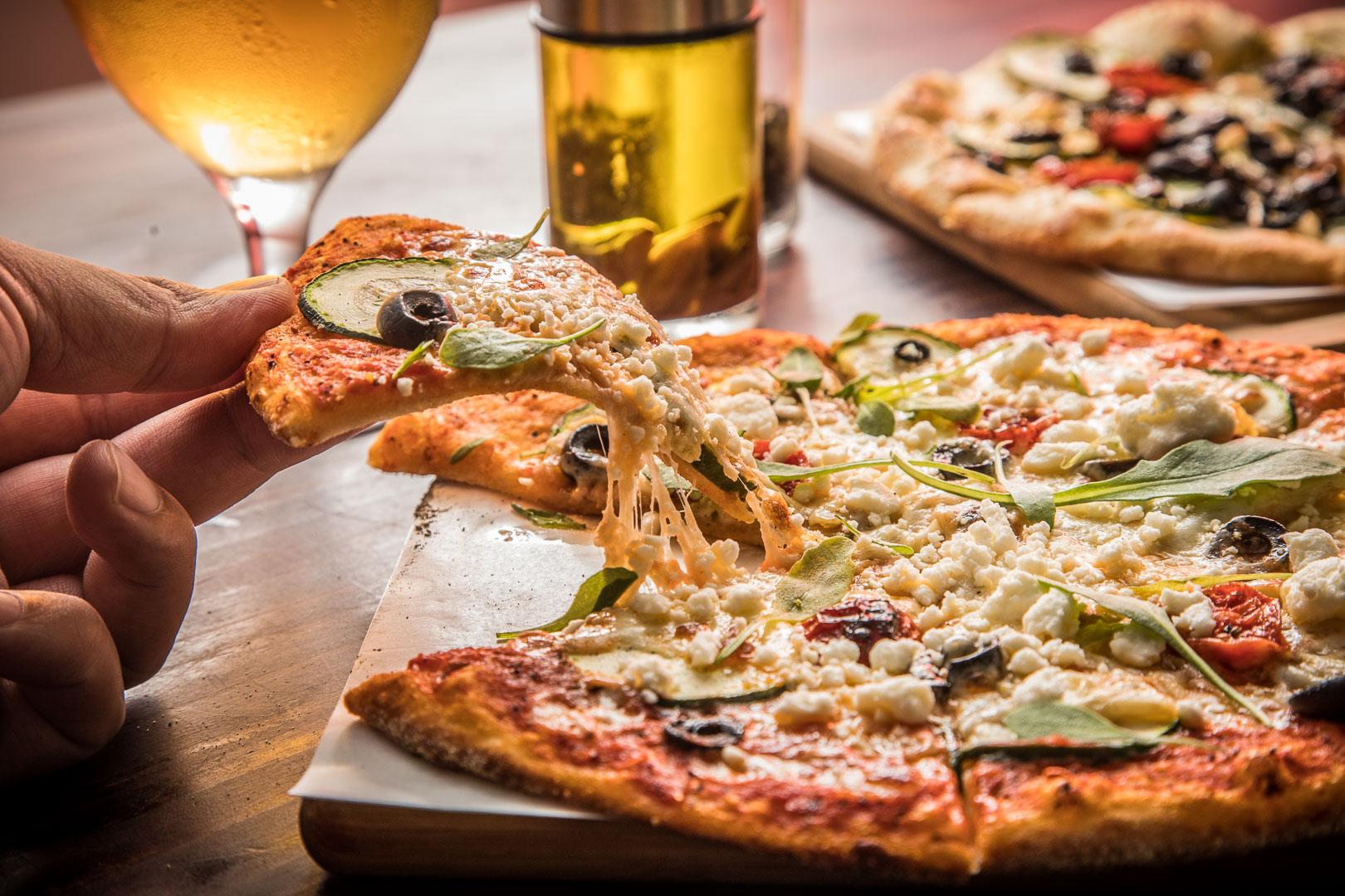 這義式披薩極品呀!連外國人都超愛的披薩吃起來準沒錯!La Bocca 義式手作披薩