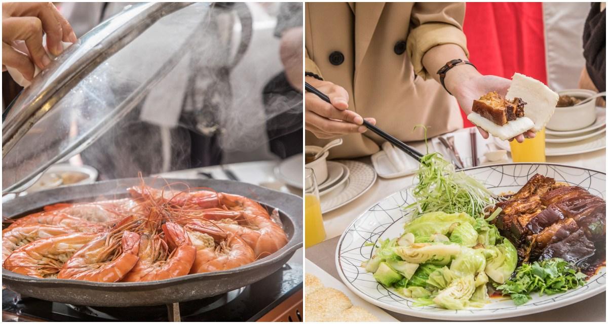 受保護的內容: [內湖美食]88樂章婚宴會館無菜單料理/超狂婚宴級無菜單料理一人竟然只要800元起!