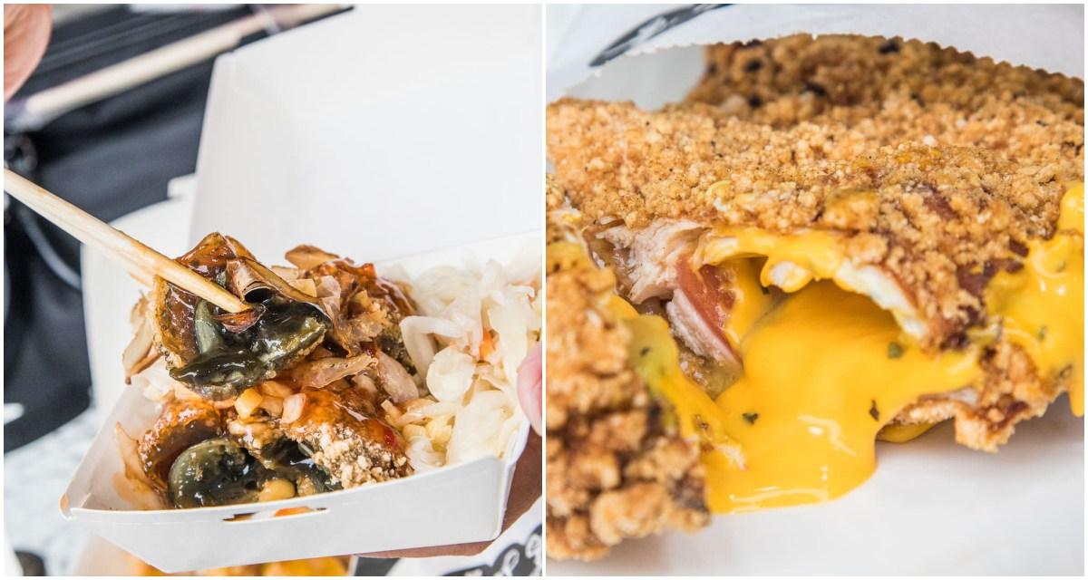 [宜蘭冬山]宜蘭美食推薦!引領炸物新潮流,宜蘭最食尚的鹽酥雞店!罵子蛋創始總店