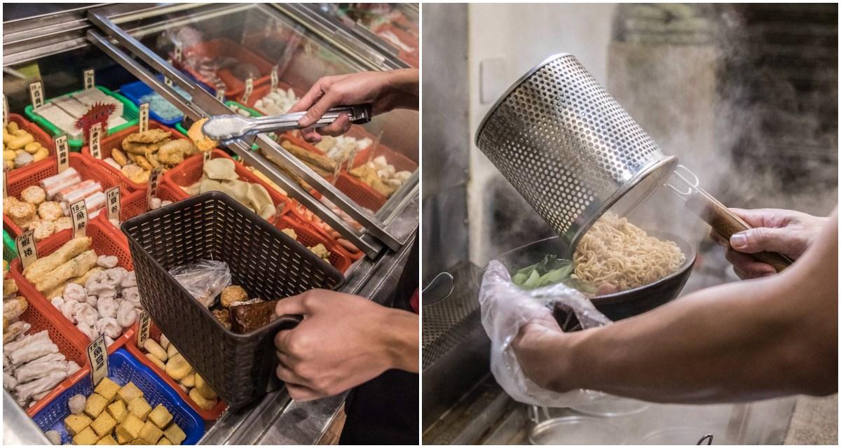 [桃園美食]滷杯杯滷味餐廳/近八十種食材,秘製滷汁不死鹹,當季蔬菜加量不加價
