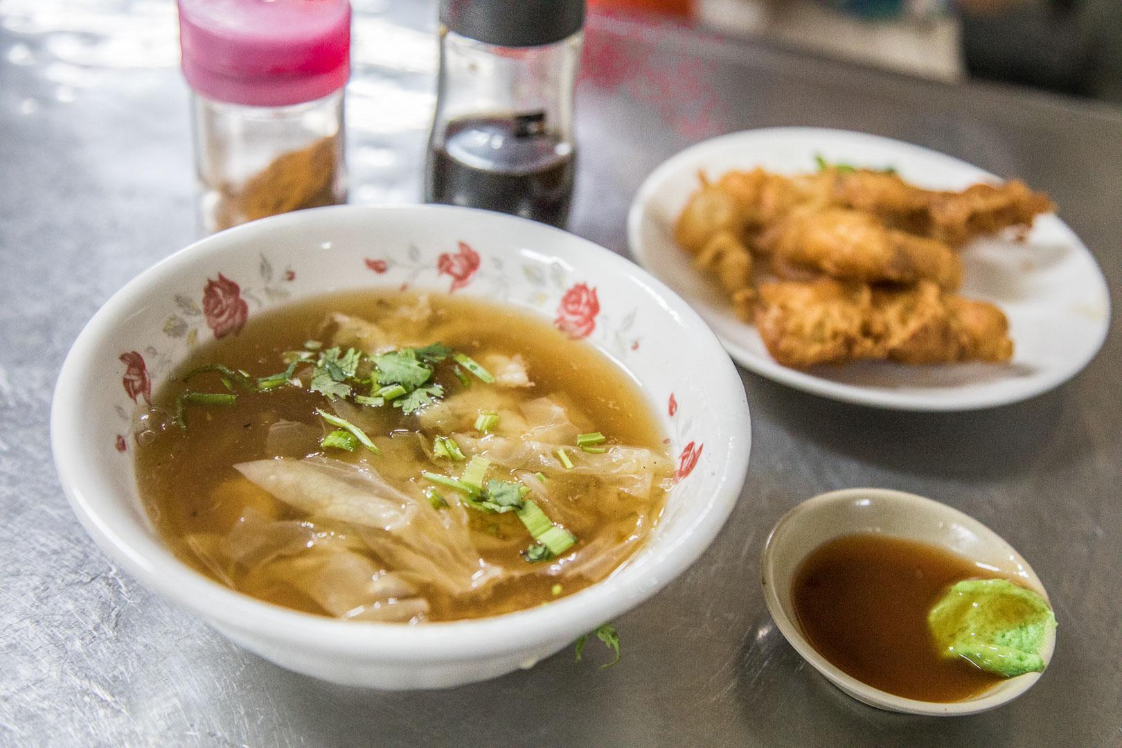 嘉義美食》阿龍土魠魚羮|嘉義文化夜市美食,必吃季節限定土魠魚料理