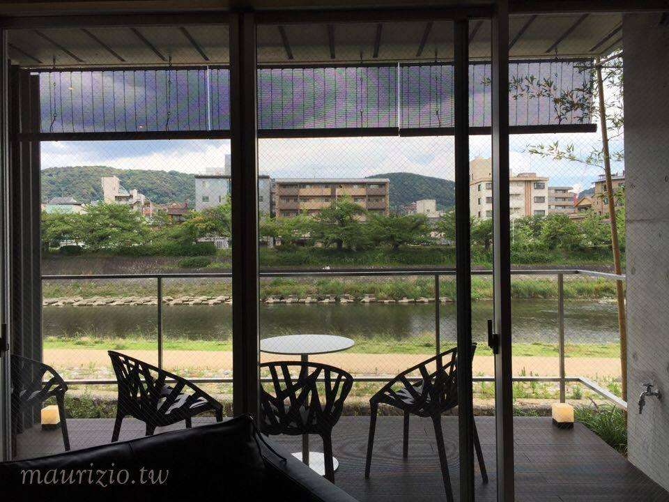 [京都] 葵京都.Aoi Hotel Kyoto – 鴨川畔.彷彿置身於私人美術館的名家旅宿