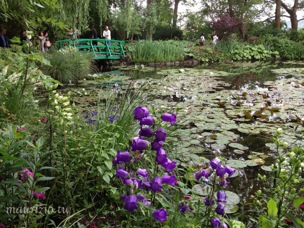 [巴黎] 吉維尼.莫內花園 Giverny Garden – 走進莫內的畫中