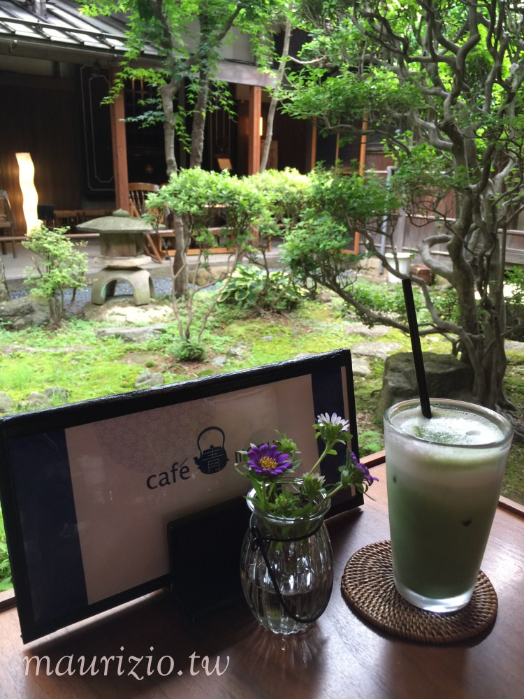 [高山] 隱身老街巷弄裡的文青咖啡廳-Cafe青(カフェ青)