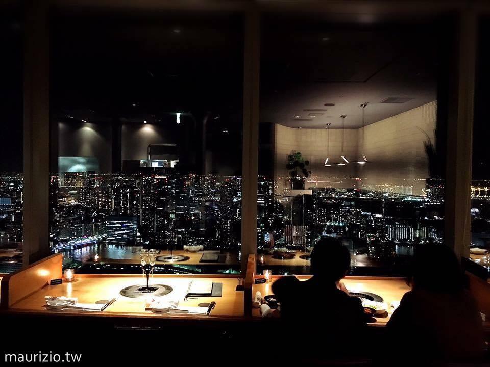 [東京] Toraji Param 汐留Caretta 46F – 享受浪漫百萬夜景的韓式炭火頂級A5和牛燒肉