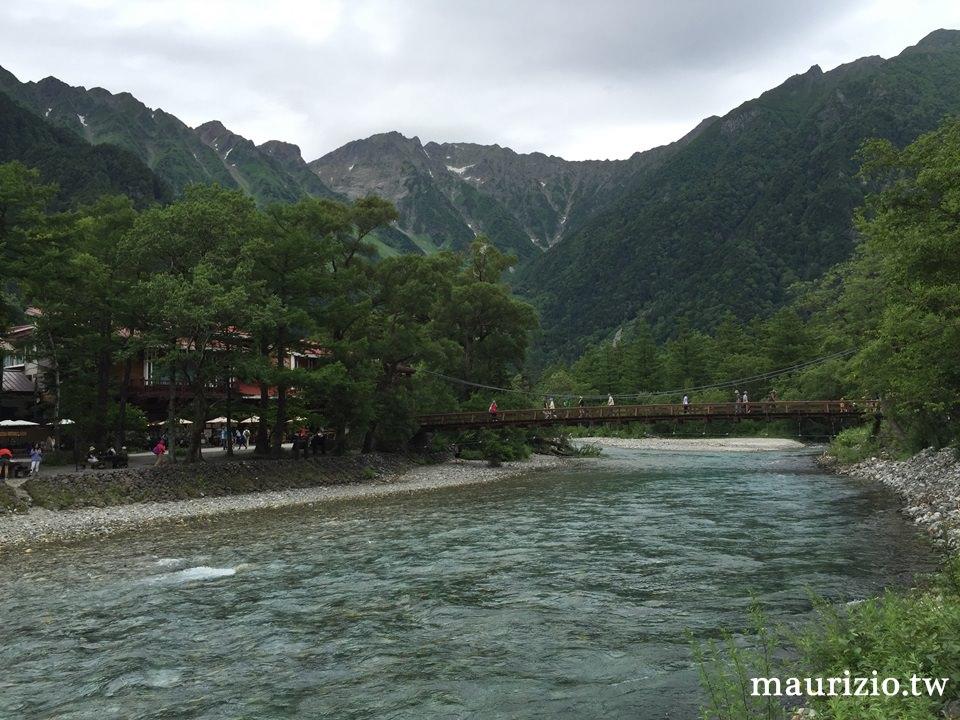 [北陸] 上高地 五千尺Lodge飯店、下午茶推薦 – 河童橋邊、俯瞰穗高連峰美景的山の旅舎