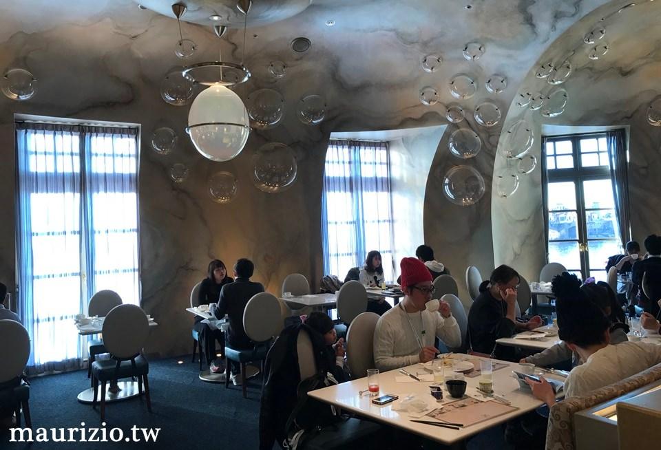 [東京] 迪士尼大使飯店住宿、海洋Miracosta自助早餐分享、園區Plaza Pavilion餐飲分享
