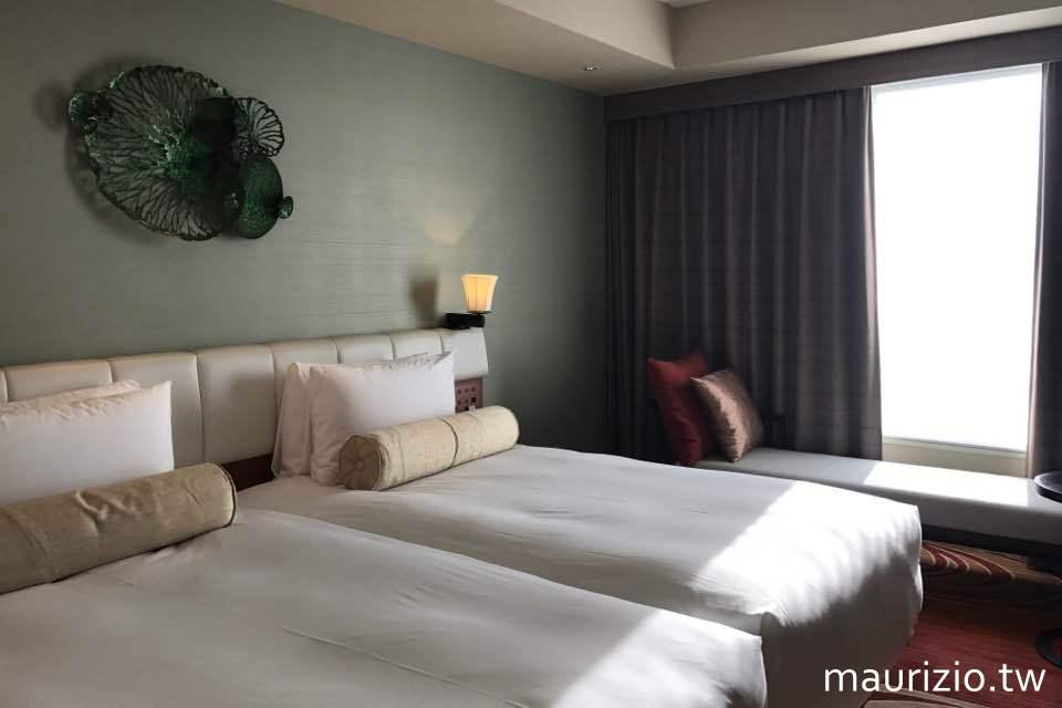 [沖繩] 那霸凱悅飯店 Hyatt Regency Naha Okinawa – 國際通步行三分鐘,旅館設施、房型、早餐介紹