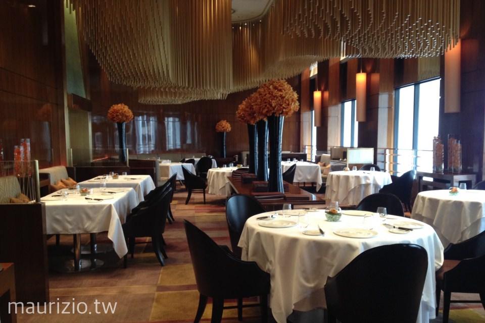 [香港] 米其林二星.Amber – 置地東方文華酒店,榮獲2017年全球最佳50餐廳殊榮