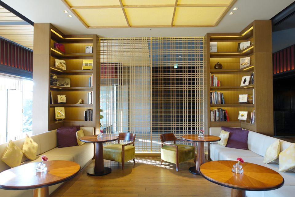 [京都] Ritz Carlton Kyoto 麗思卡爾頓飯店 – 公共設施、Mizuki日式早餐分享
