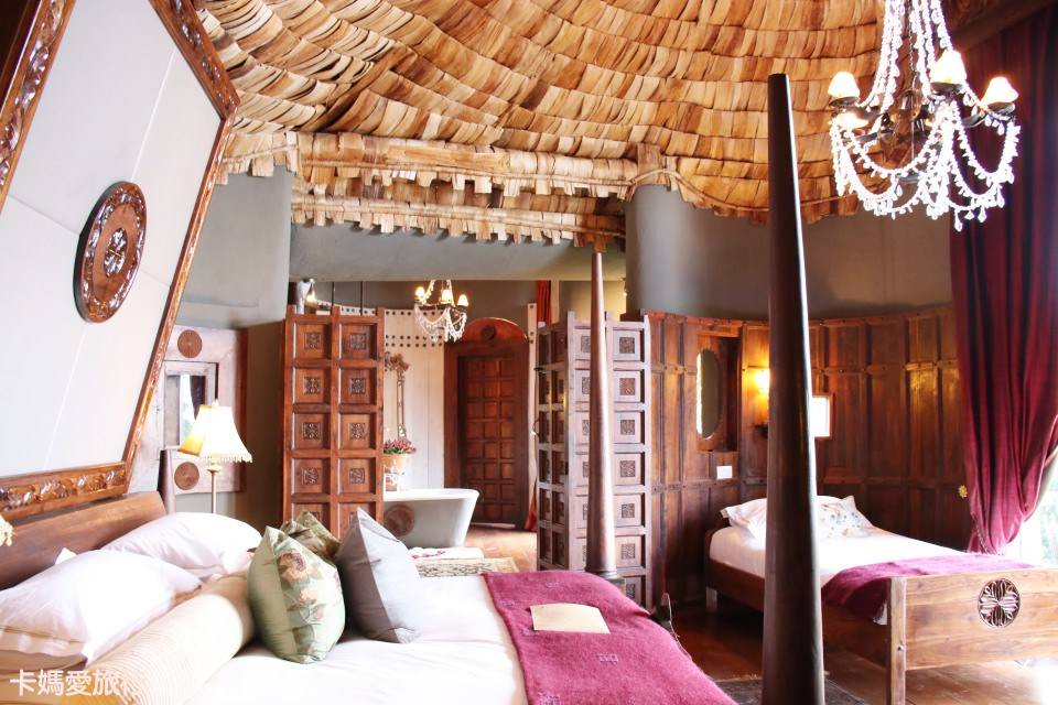 [坦尚尼亞] andBeyond Ngorongoro Crater Lodge – Family Suite介紹