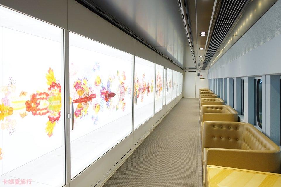 [新潟] 移動的美術館 ‧ 現美新幹線 GENBI SHINKANSEN &#8211; 往返越後湯澤<->新瀉間的藝術列車