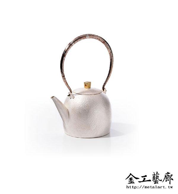 沐Ⅰ 提樑銀壺