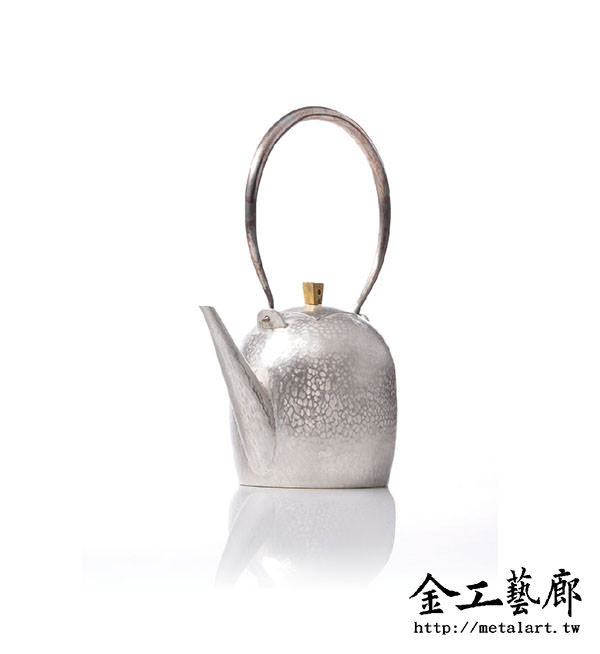 沐Ⅱ 提樑銀壺